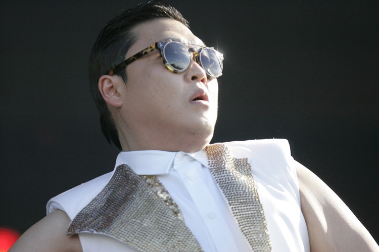 Psy oppa is just my style lyrics
